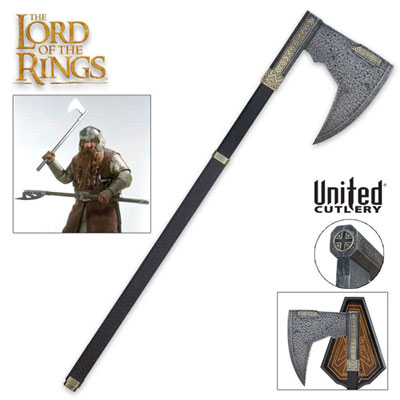 Gimli Battle Axe