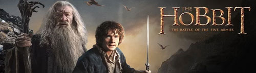 Hobbit Movie Swords - Battle of the Five Armies