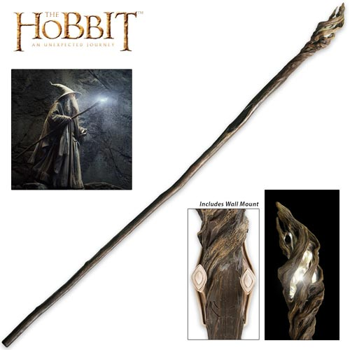 Hobbit Illuminated Gandalf Staff