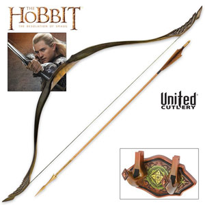 Short Bow of Legolas Greenleaf