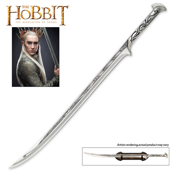 Staff Of King Thranduil From The Hobbit